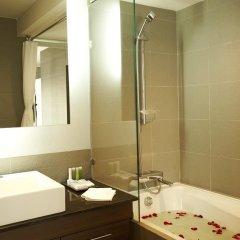 Отель Sukhumvit Suites 3* Люкс с различными типами кроватей фото 9
