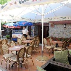 Отель Centar Balasevic Сербия, Белград - отзывы, цены и фото номеров - забронировать отель Centar Balasevic онлайн питание фото 3