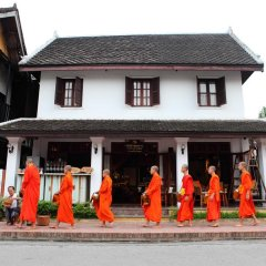 Отель Cafe de Laos Inn детские мероприятия фото 2
