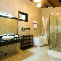 Отель Phu Thinh Boutique Resort & Spa 4* Коттедж с различными типами кроватей фото 4