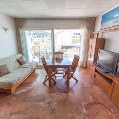 Отель Palmeras 5.2 Испания, Курорт Росес - отзывы, цены и фото номеров - забронировать отель Palmeras 5.2 онлайн комната для гостей фото 3