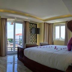 River Suites Hoi An Hotel 3* Номер Делюкс с различными типами кроватей фото 16