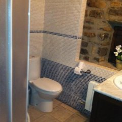 Hotel Villa Romanica ванная