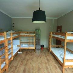 Globetrotter Hostel Кровать в общем номере с двухъярусной кроватью фото 5