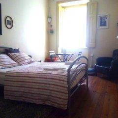 Refuge in Santa Marta Hostel Стандартный номер с двуспальной кроватью (общая ванная комната) фото 5
