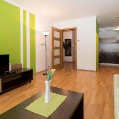 Отель Aparthotel Angel 3* Апартаменты с разными типами кроватей фото 10