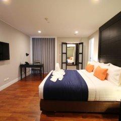 Отель Gm Suites 4* Стандартный номер фото 2