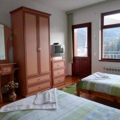 Отель Milka House Чепеларе комната для гостей фото 3