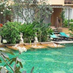 Отель Villa Thongbura 3* Люкс с различными типами кроватей
