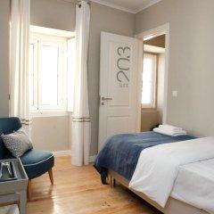 Отель Flores Guest House 4* Стандартный номер с различными типами кроватей фото 3