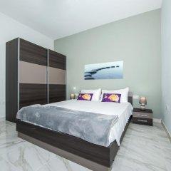 Отель The Waves holiday apartment Мальта, Марсашлокк - отзывы, цены и фото номеров - забронировать отель The Waves holiday apartment онлайн комната для гостей фото 4
