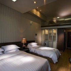 Provista Hotel 3* Стандартный семейный номер с двуспальной кроватью фото 9