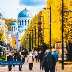 Отель Kaunas City Литва, Каунас - отзывы, цены и фото номеров - забронировать отель Kaunas City онлайн городской автобус