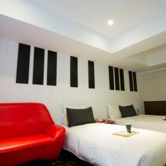 ECFA Hotel Ximen 2* Стандартный номер с различными типами кроватей фото 5