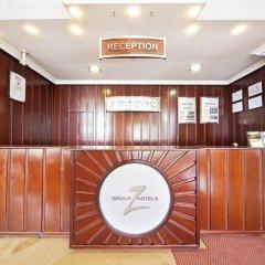 Selen Hotel интерьер отеля