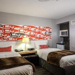 Отель Skwachàys Lodge Канада, Ванкувер - отзывы, цены и фото номеров - забронировать отель Skwachàys Lodge онлайн комната для гостей фото 2