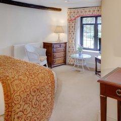 Nailcote Hall Hotel 4* Стандартный номер с различными типами кроватей фото 6