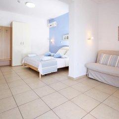 Отель Miramare Hotel Греция, Ситония - отзывы, цены и фото номеров - забронировать отель Miramare Hotel онлайн комната для гостей фото 5