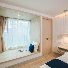 The Bloc Hotel 4* Номер Делюкс с двуспальной кроватью фото 3