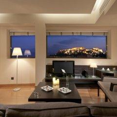 O&B Athens Boutique Hotel 4* Люкс Премиум с различными типами кроватей фото 5