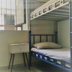 Отель German Colony Guest House Кровать в общем номере фото 5