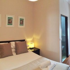 Отель The Capital Boutique B&B Номер Делюкс с различными типами кроватей фото 17