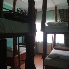 Big Apple Hostel & Hotel Кровать в общем номере с двухъярусной кроватью фото 12