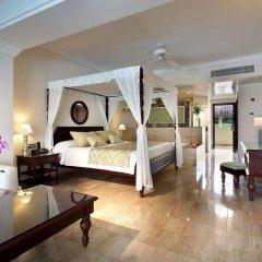 Отель The Royal Suites Turquesa by Palladium - Только для взрослых 4* Полулюкс с различными типами кроватей фото 3