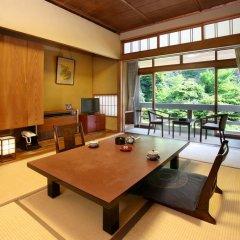 Отель Tarutama Onsen Yamaguchi Ryokan Минамиогуни комната для гостей фото 2