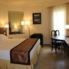 Copantl Hotel & Convention Center 3* Люкс с различными типами кроватей