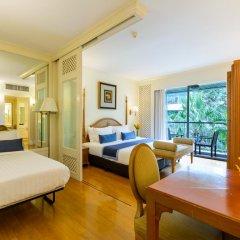 Отель Centre Point Sukhumvit 10 4* Люкс Премиум с различными типами кроватей фото 5