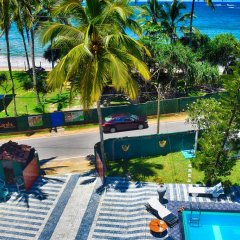 Отель Sumadai Шри-Ланка, Берувела - отзывы, цены и фото номеров - забронировать отель Sumadai онлайн пляж фото 2