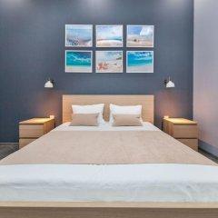 Мини-Отель Брусника Полежаевская Стандартный номер с различными типами кроватей