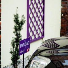 Отель Blooms Inn & Apartments Польша, Познань - отзывы, цены и фото номеров - забронировать отель Blooms Inn & Apartments онлайн спортивное сооружение