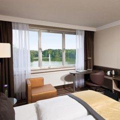 Отель Leonardo Royal Hotel Köln - Am Stadtwald Германия, Кёльн - 8 отзывов об отеле, цены и фото номеров - забронировать отель Leonardo Royal Hotel Köln - Am Stadtwald онлайн комната для гостей фото 2