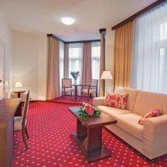 Отель Clarion Grand Zlaty Lev 4* Полулюкс фото 4