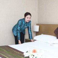 Отель SKYTEL Сиань в номере