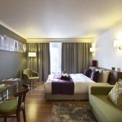 Отель Citadines South Kensington London Студия с различными типами кроватей фото 2