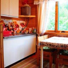 Гостиница Коттедж в Карелии Стандартный номер с различными типами кроватей фото 14