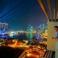 Отель PARKROYAL COLLECTION Marina Bay 5* Улучшенный номер фото 12