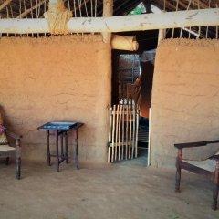 Отель Yakaduru Safari Village Yala 2* Шале с различными типами кроватей фото 7