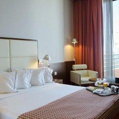 Отель VIP Executive Art's 4* Стандартный номер с различными типами кроватей фото 2
