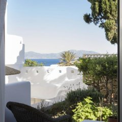 Отель Despotiko Hotel Греция, Миконос - отзывы, цены и фото номеров - забронировать отель Despotiko Hotel онлайн балкон