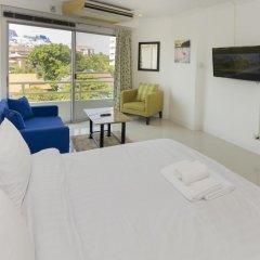 Отель VT 1 Serviced Apartments Таиланд, Паттайя - отзывы, цены и фото номеров - забронировать отель VT 1 Serviced Apartments онлайн комната для гостей фото 4