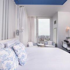 Отель NoMo SoHo 4* Номер категории Премиум с различными типами кроватей фото 4