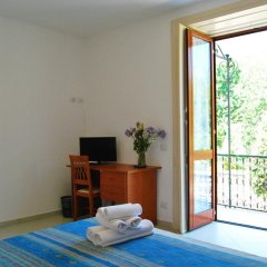 Отель La Quiete degli Dei Аджерола комната для гостей фото 4