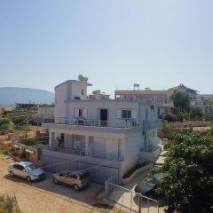 Отель My Ksamil Guesthouse парковка