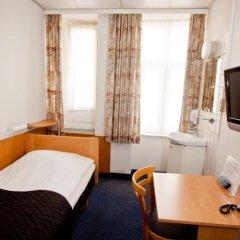 Отель Saga Hotel Дания, Копенгаген - 8 отзывов об отеле, цены и фото номеров - забронировать отель Saga Hotel онлайн комната для гостей фото 6