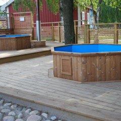 Отель Gullbrannagården бассейн