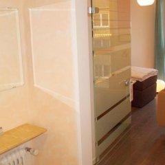 Апартаменты Business meets Düsseldorf Apartments Дюссельдорф ванная фото 2